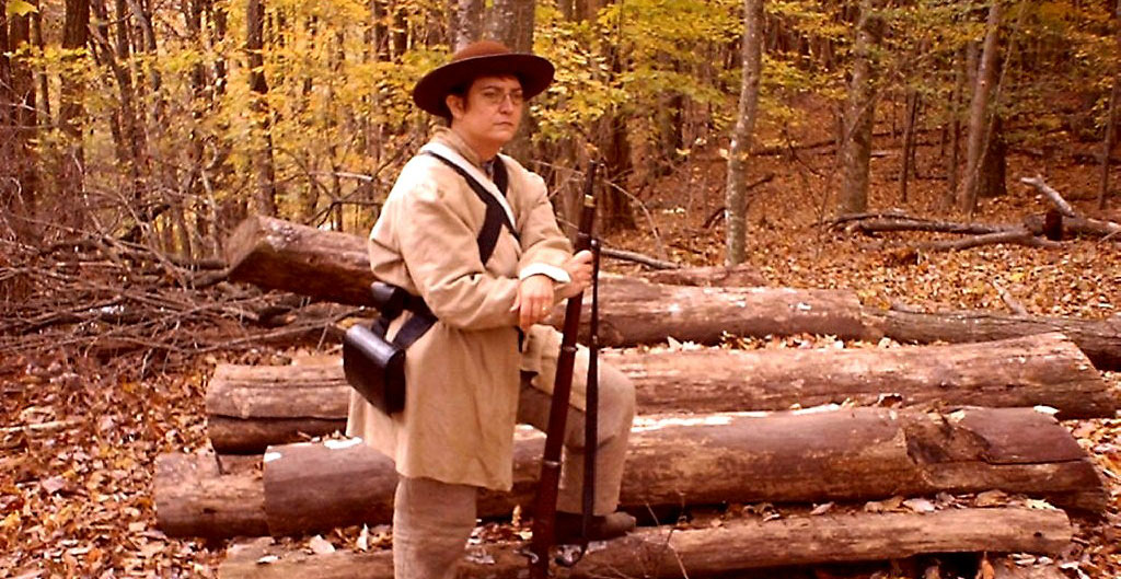 Fighting Like a Man: A Conversation with Civil War Reenactor