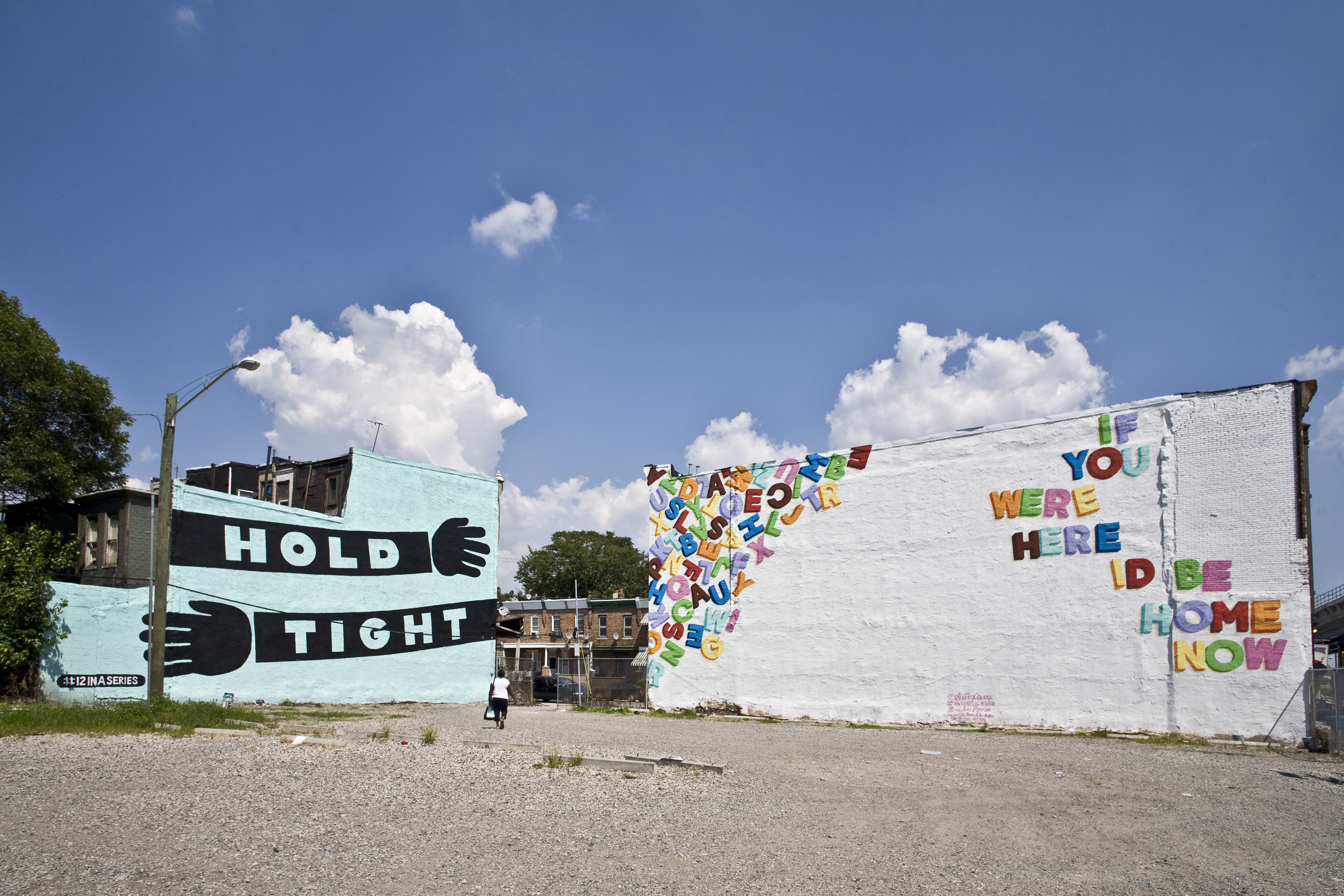 Mural Arts' Love Letter in the Guardian | The Pew Center for Arts
