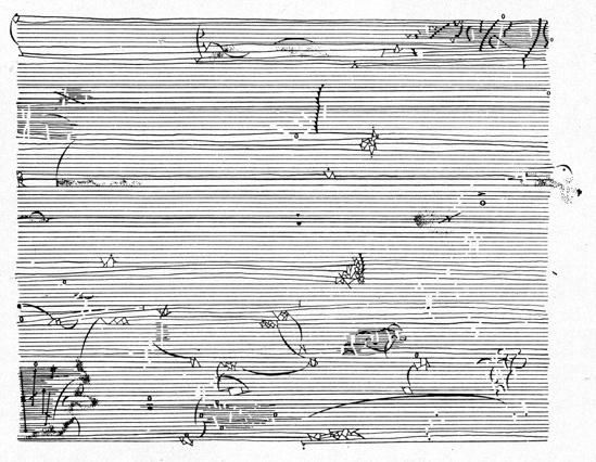 Unsettling the Score: Experiments in Notation, Part I | The Pew